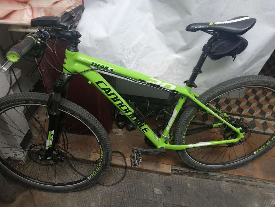 Bicicleta Cannondale Trail 4 29 Er