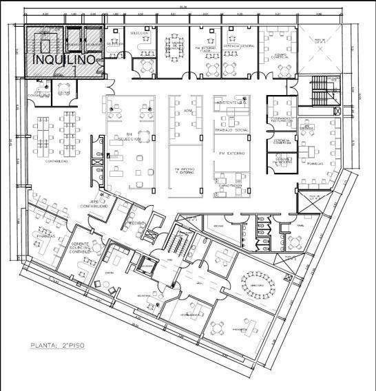 Oficina en Alquiler en Lince, Zona Comercial, Centrica