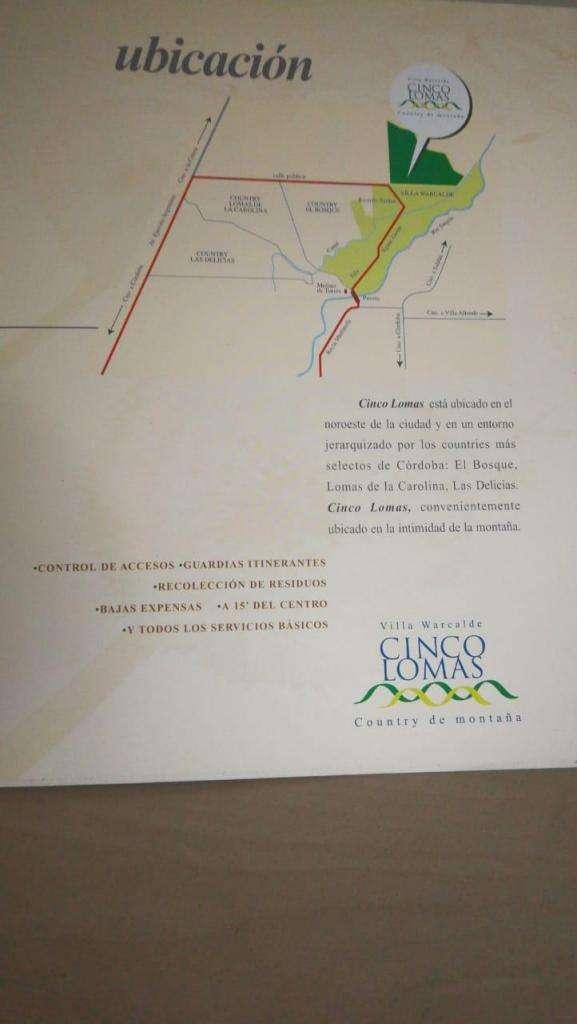 Cinco Lomas mejor zona 2180 mts2