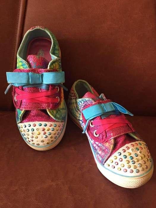 Zapatillas con Luces T-24