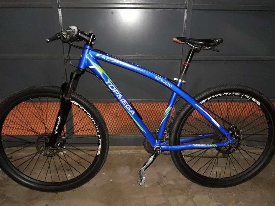 Bicicleta Topmega Envoy