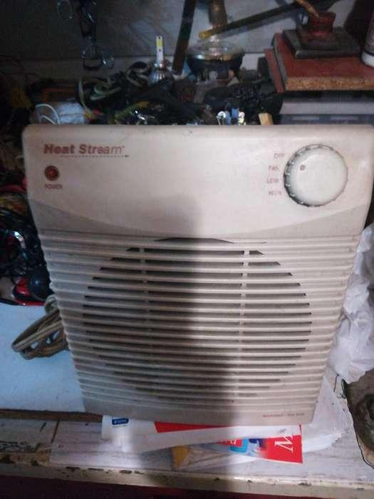Ventilador Aire Caliente