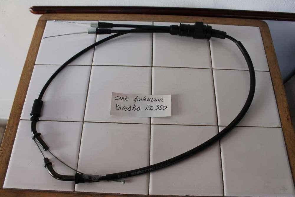 YAMAHA RD 350 LC CABLE ACELERADOR