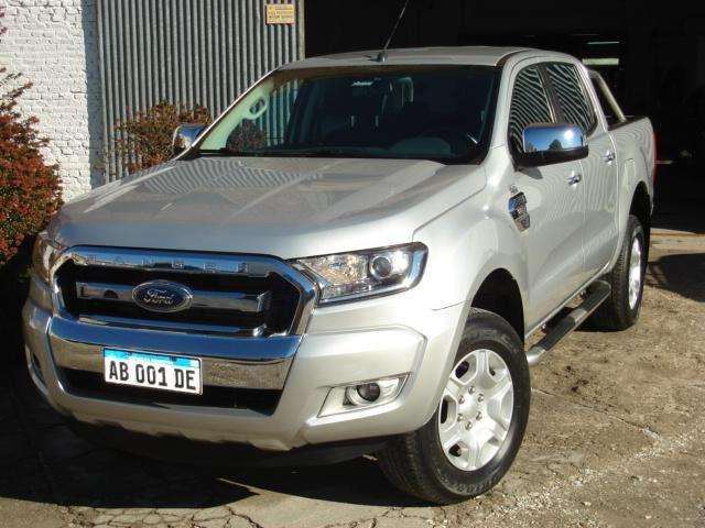 Ford Ranger 2017 - 45000 km