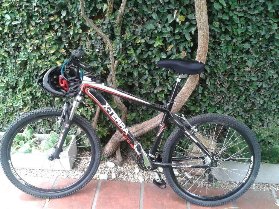 Bicicleta X-terra