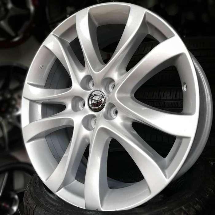 Rines 19 de Mazda Cx5 Originales