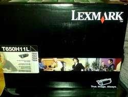 CARTUCHO ORIGINAL para LEXMARK T650  T652  T654  T656 SUPER OFERTA AHORRE 300.000 PESOS
