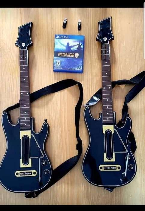 Guitar Hero Band