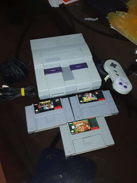 Super Nintendo S<strong>nes</strong> <strong>nes</strong> 64 Gc Wii