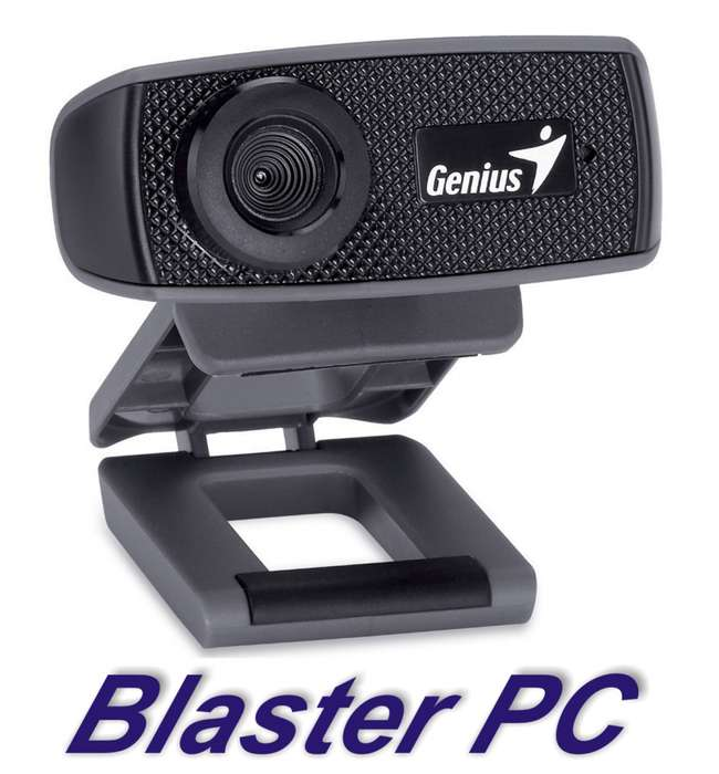 Webcam Genius Hd 720p Facecam 1000x Mic Zona Alto Rosario BLASTER <strong>pc</strong>