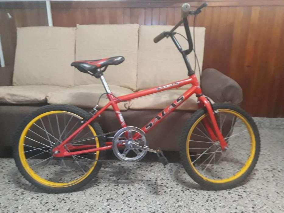 Vendo Bicicleta Rodado 20...en Buen Esta