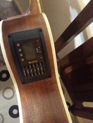 GUITARRA ELECTROACÚSTICA MIDLAND LF2404 NUEVA SIN USO
