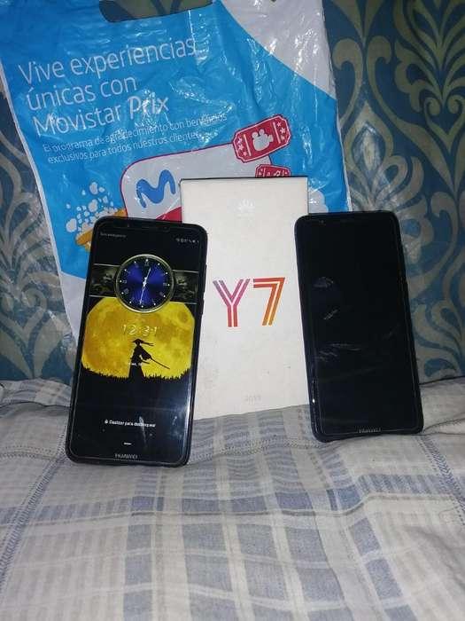 Vendo Dos Teléfonos a 700 Y7 Y Psmart.