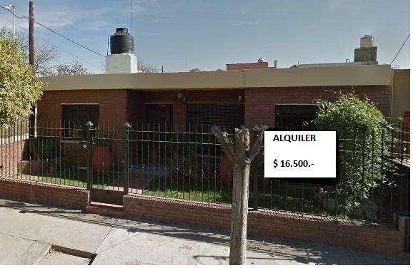 Casa en Alquiler. Barrio Las Palmas