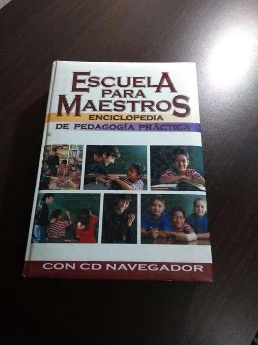 Libro Escuela para Maestros