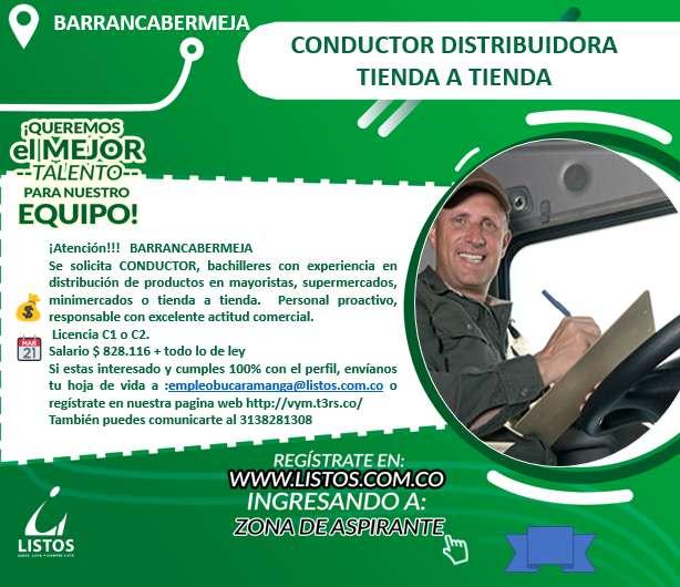 Conductor distribuidor