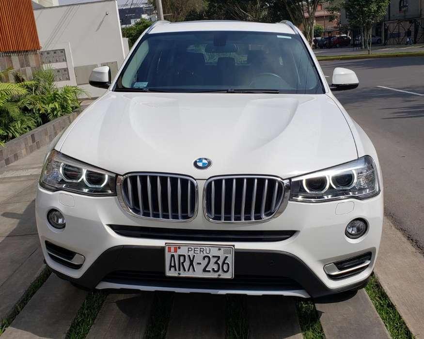 BMW X3 20i 2017 - 53000 km