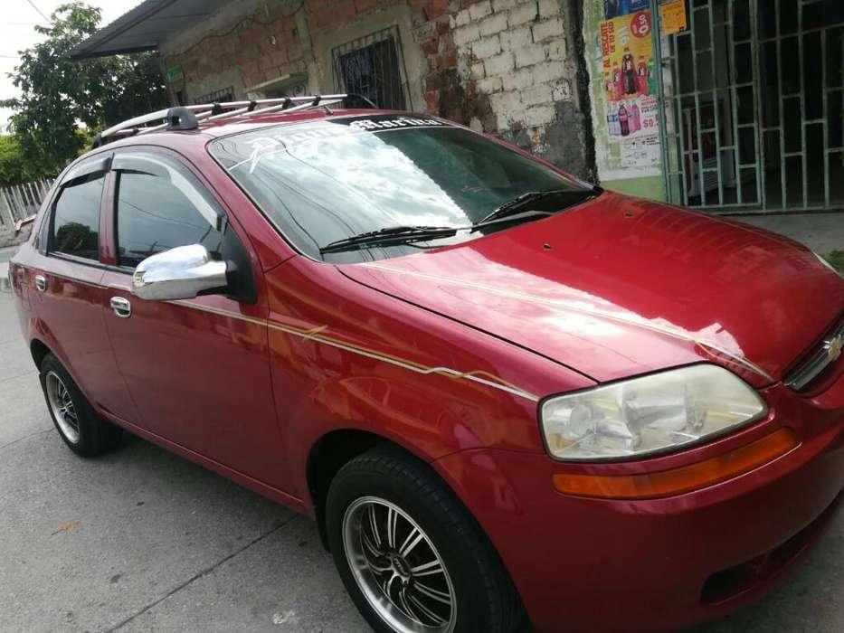 Chevrolet Aveo Family 2014 - 200 km
