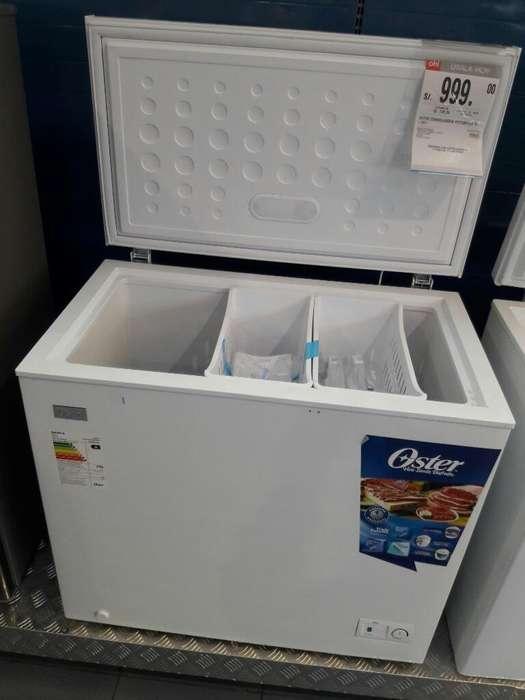 Congeladora Oster 200 Litros