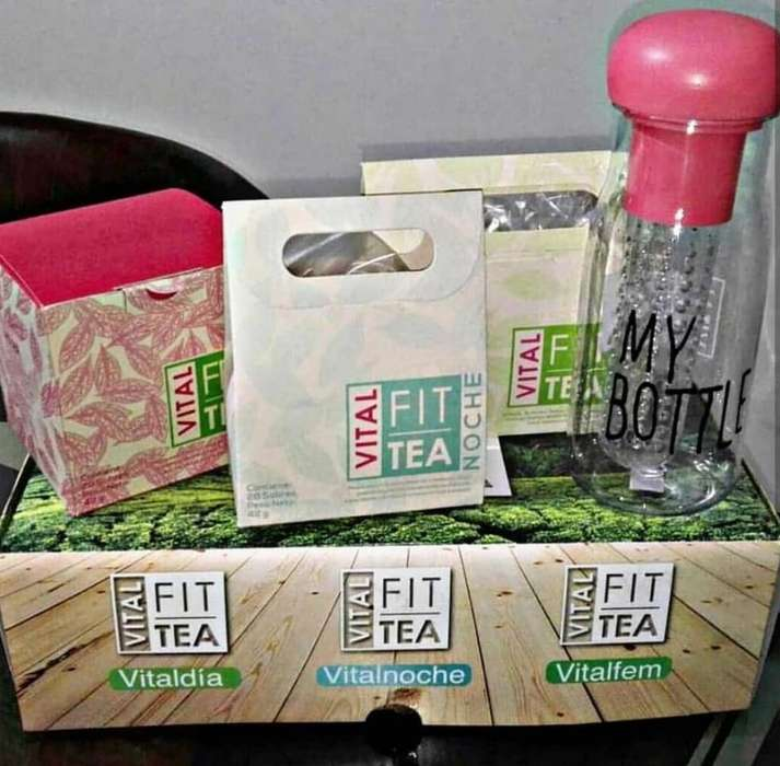 Vitalfit Tea para Perder Peso