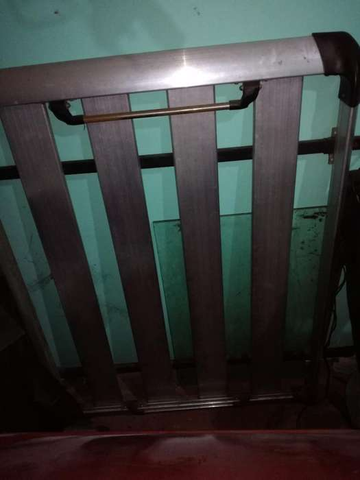 Parrilla Aluminio Portaequipaje