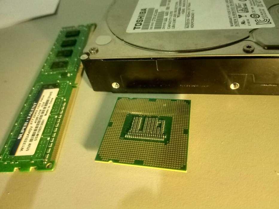 Disco 2tb Corei3 3.3 Ram Ddr3 4g