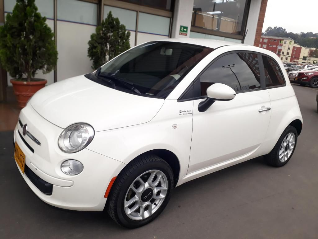 Fiat 500 Financio!