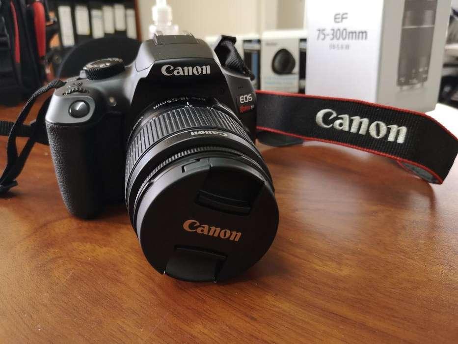 Canon Eos Rebem T6 - Wifi