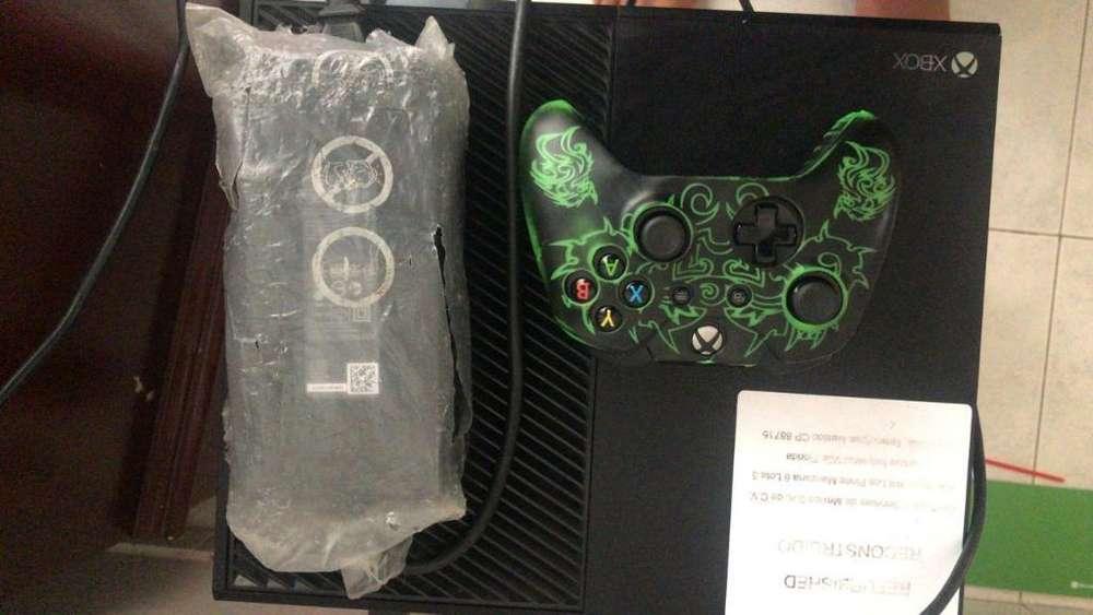 Xbox One 500 Gb sin Juegos