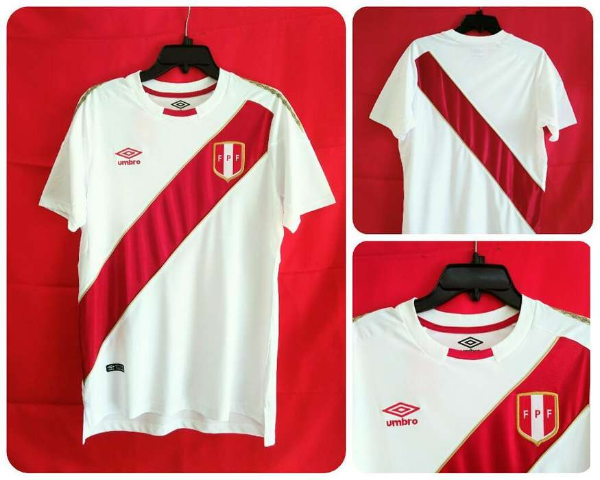 Camiseta Peru Tela Original