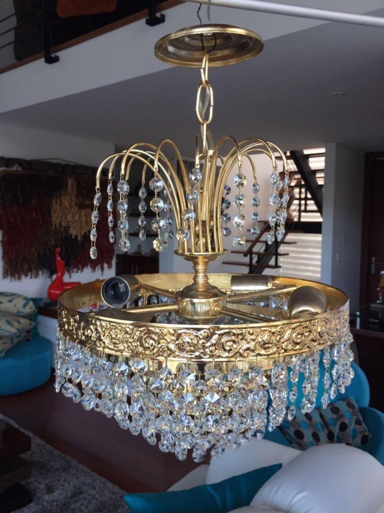 Vendo lámparas Baccarat