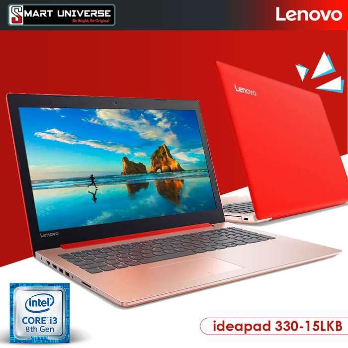 Laptop Lenovo Ideapad 330 Core I3 8130u 15 Pulg 4Gb Ram