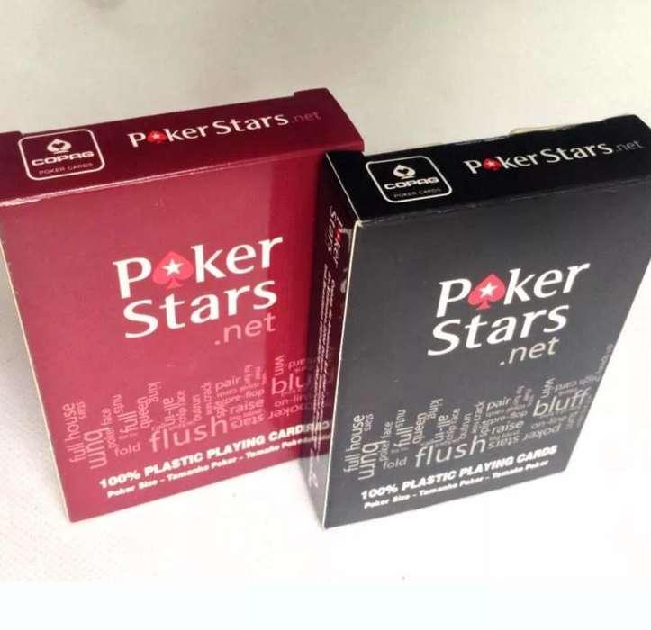 Naipes Poker Star