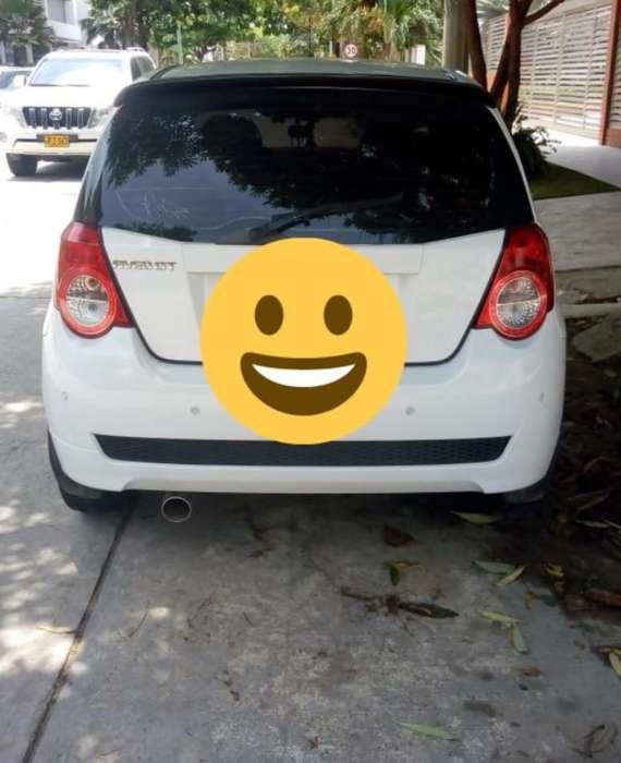 Chevrolet Aveo Emotion 2013 - 83000 km