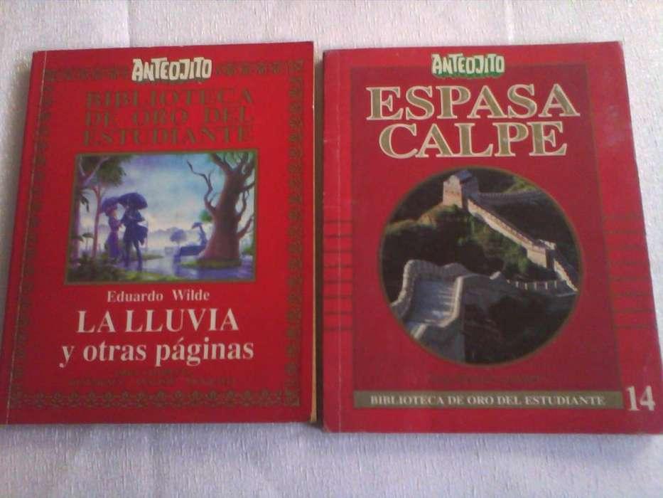 Libros de la colección Anteojito 40 c/u