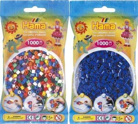 Hama beads midi y mini