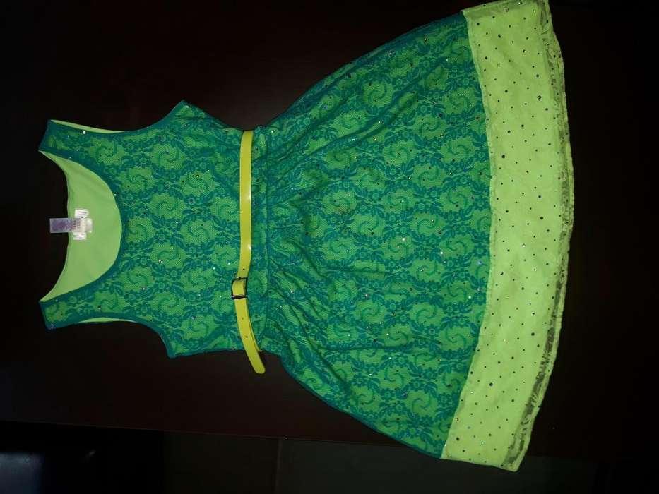 Vestidos para niñas de 6 y 8 años