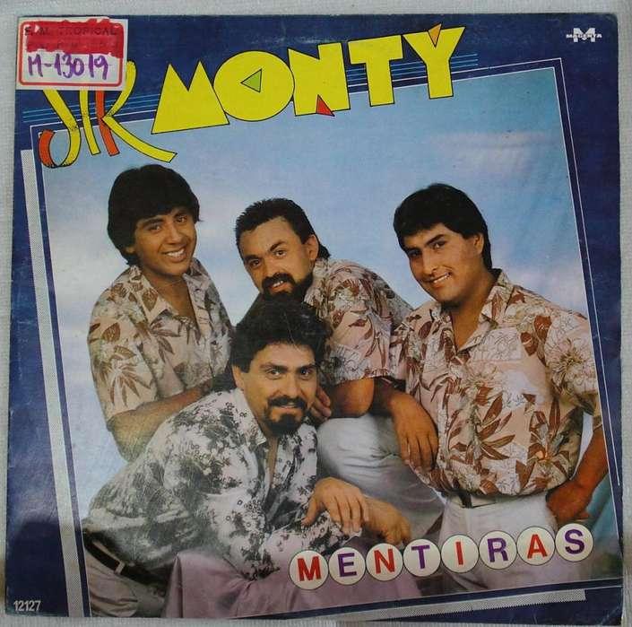 disco vinilo Sir Monty Mentiras