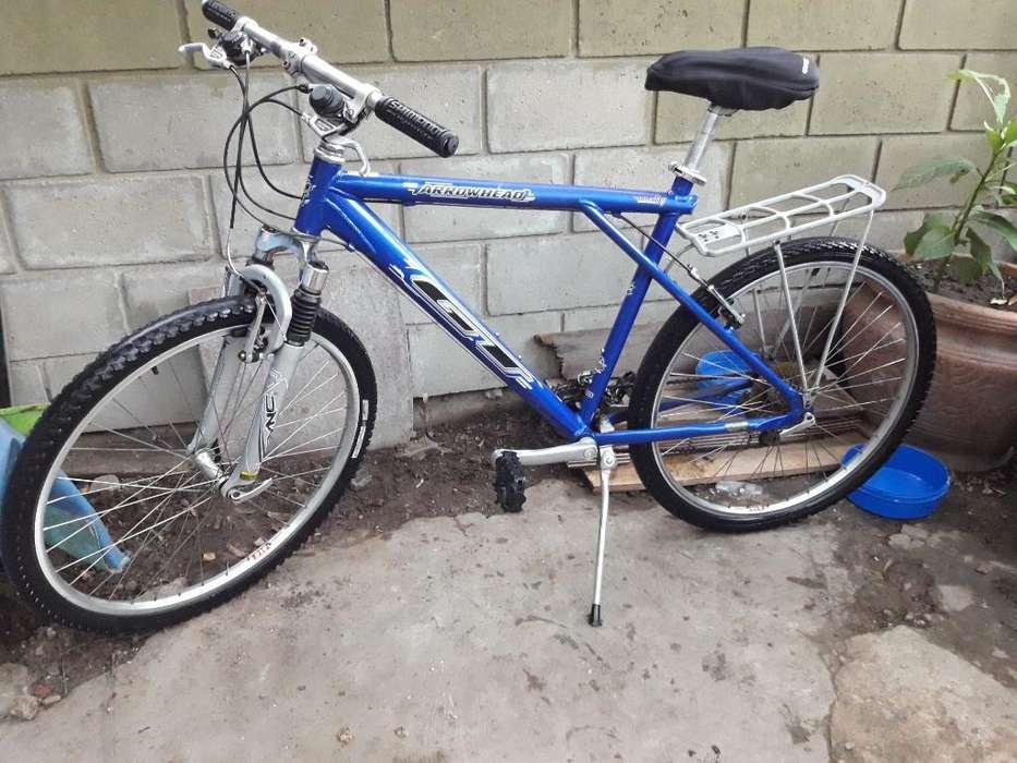 Bicicleta Mountain Bike Gt Rodado 26