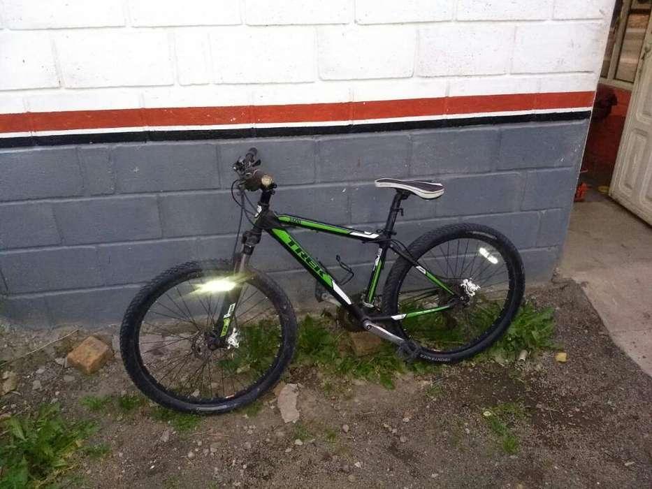 Vendo <strong>bicicleta</strong> Trek 3500 Perfecto Estad