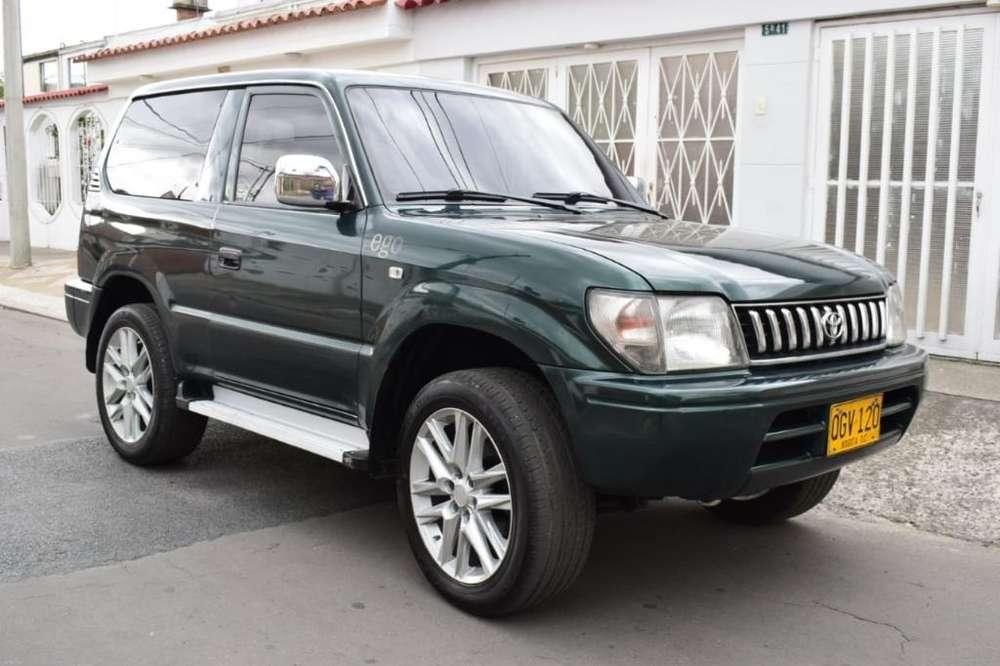 Toyota Prado 2001 - 150000 km