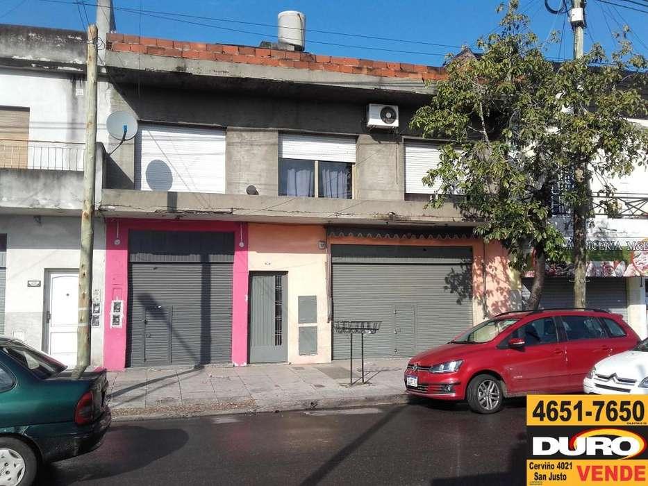 San Justo Venta en Block ZONA NETAMENTE COMERCIAL 2 locales Piso 100m2