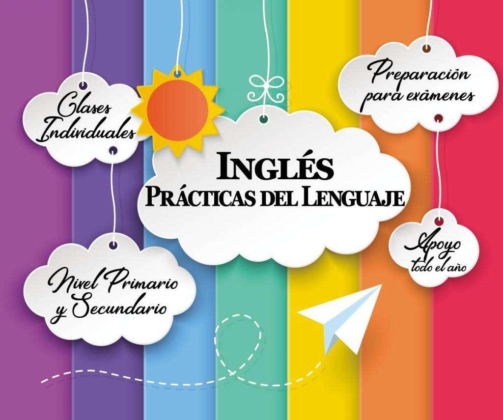 Apoyo Escolar en Inglés Y Pdl