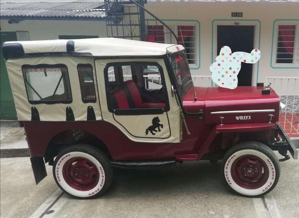 JEEP Willys 1954 - 0 km