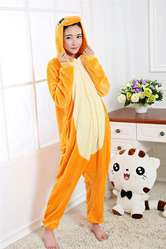453103fb9c ... Pijamas completas Kigurumis de animales Cosplay cálidas y suaves