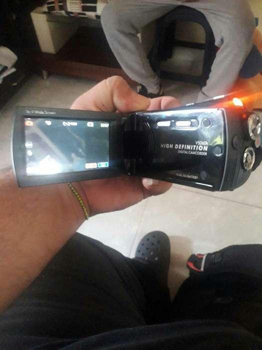 Video Grabadora Y Camara Digital