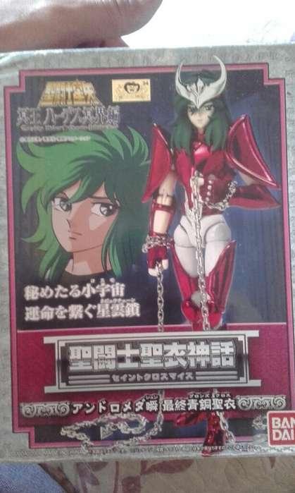 Saint Seiya Andromeda Shun Bandai V3
