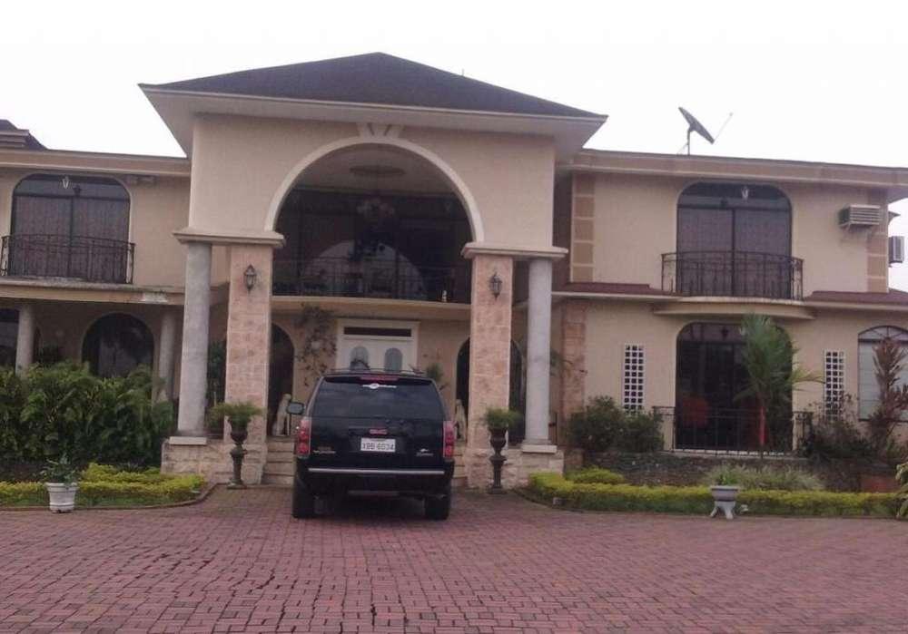 <strong>casa</strong> de Renta ubicada en la Vía a Quevedo / Sur de Santo Domingo