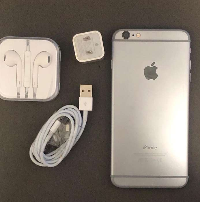 IPHONE 6 PLUS DE 128GB GANGA