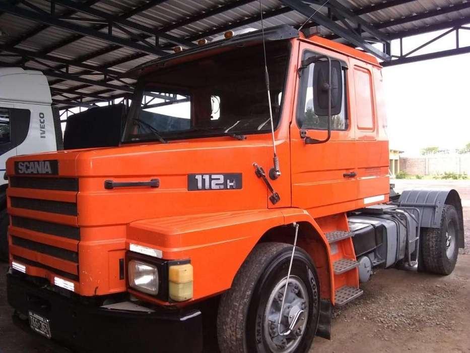 Vendo o permuto Scania 112